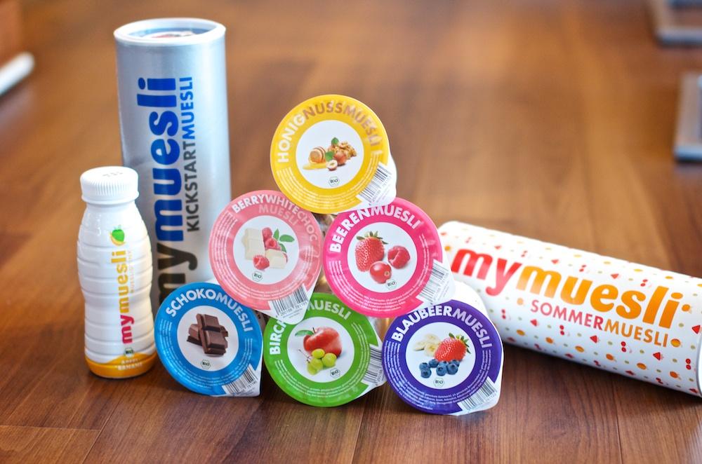 mymuesli.com – Meine Erfahrungen mit dem Online-Müsli