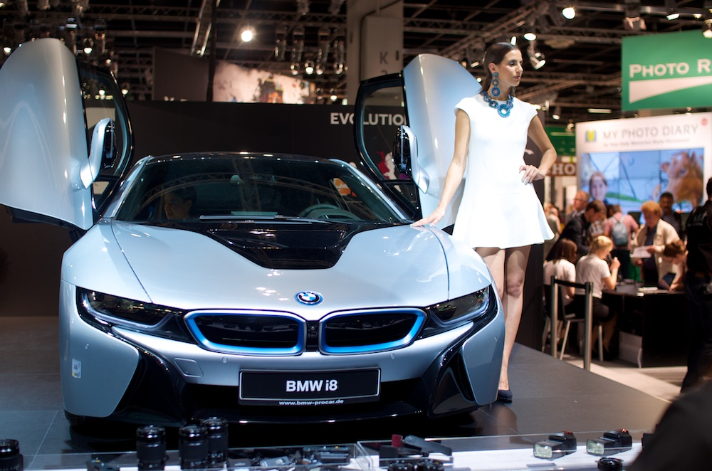 Photokina BMW i8