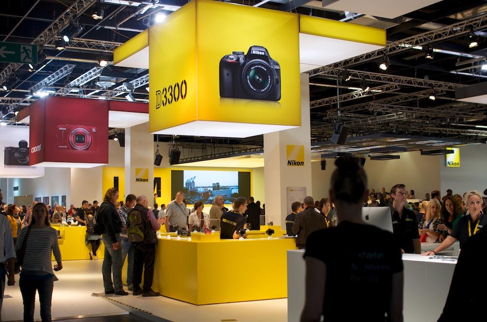 Photokina Nikon