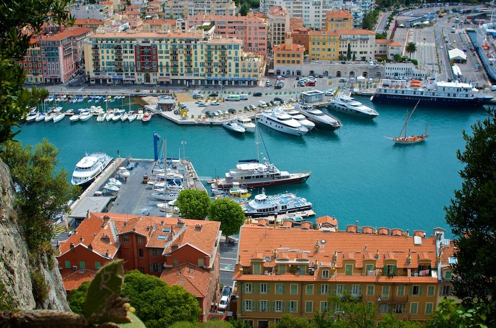 Nizza Hafen