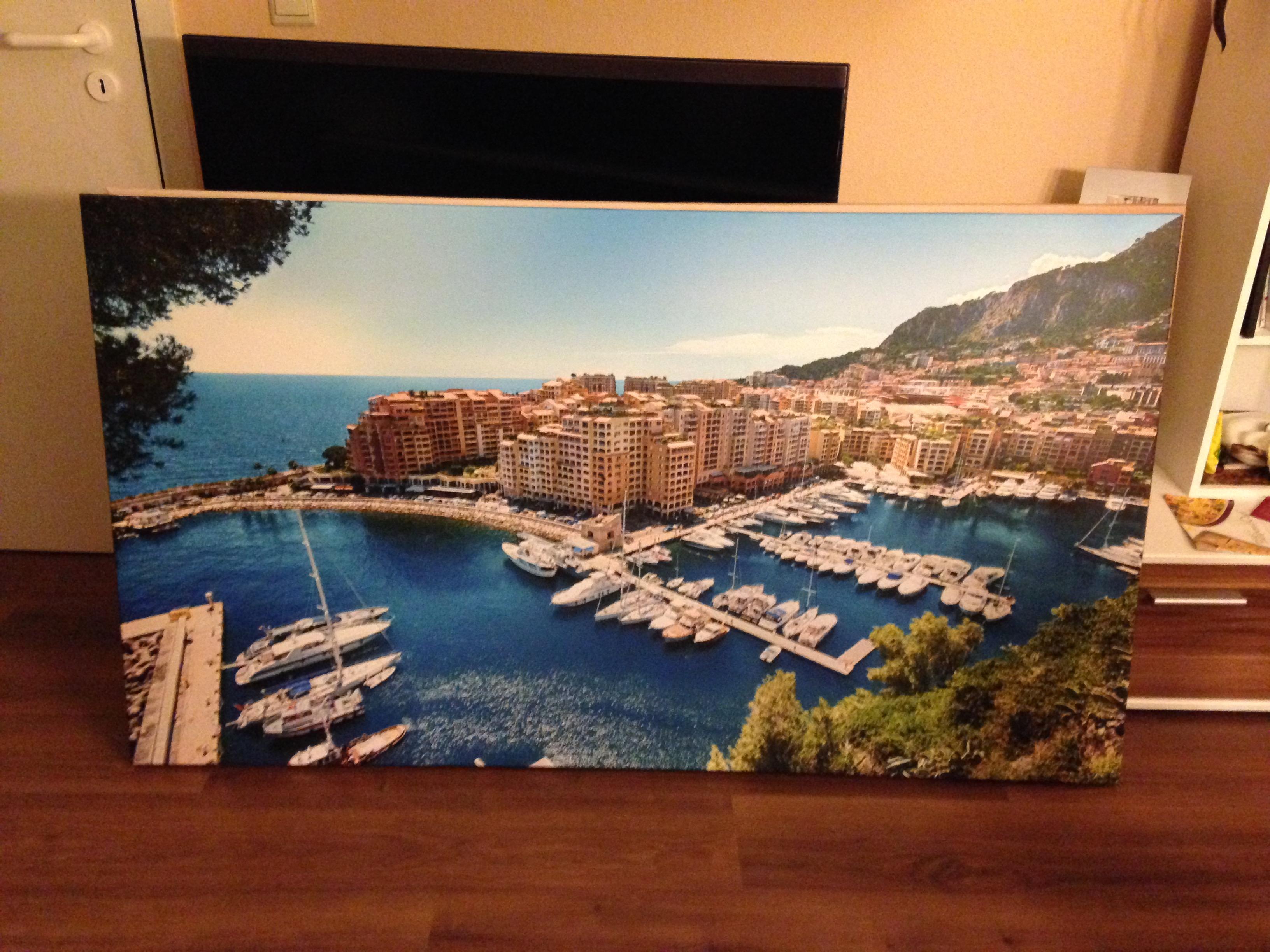 Picanova Leinwand Monaco
