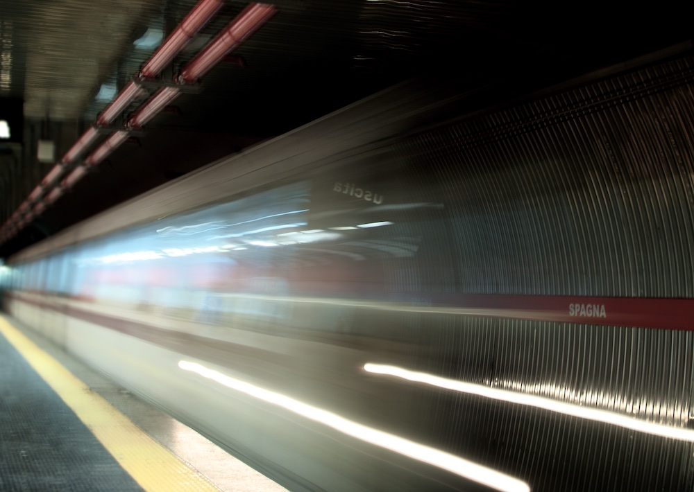 Reisen_Rom_Metro