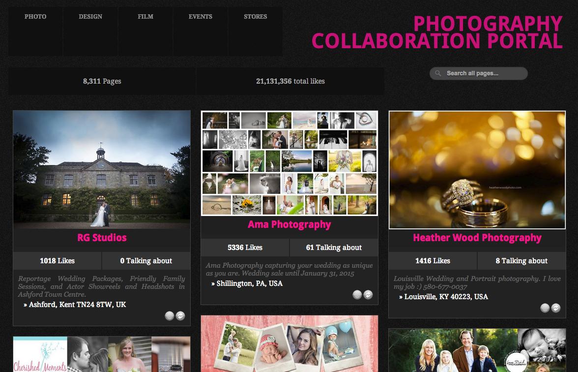 Collaborate Portal