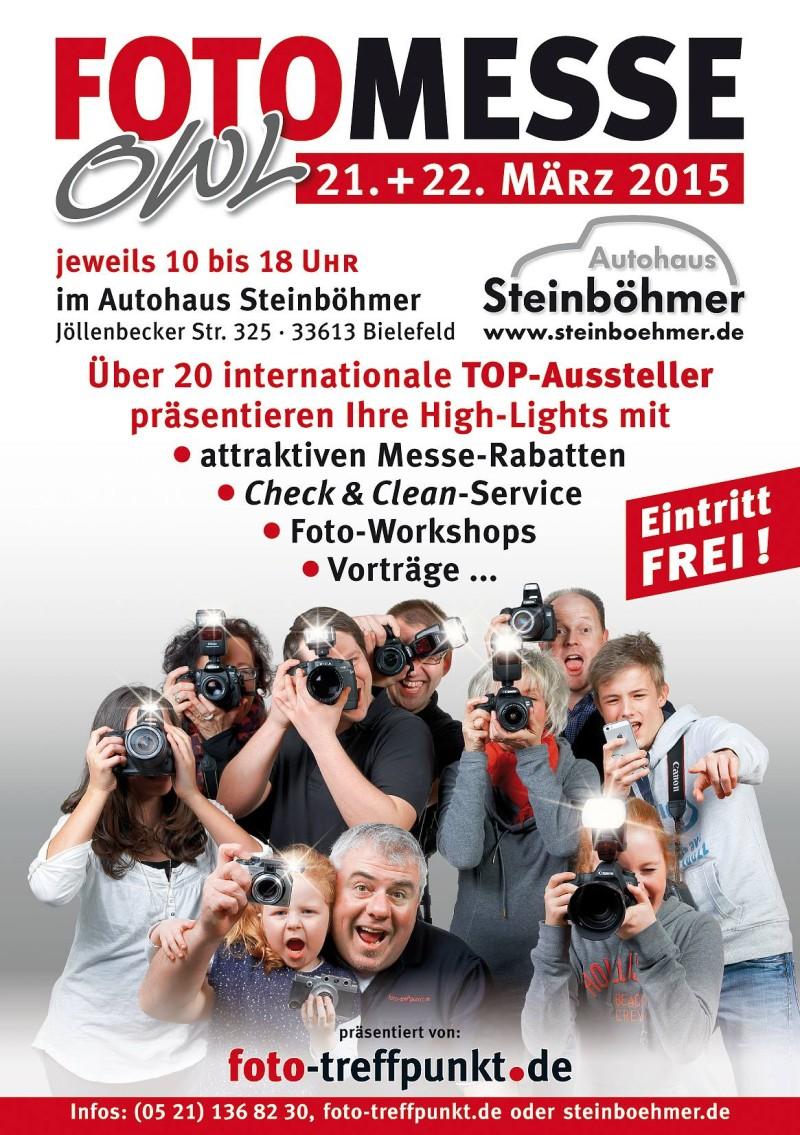 Fotomesse OWL in Bielefeld