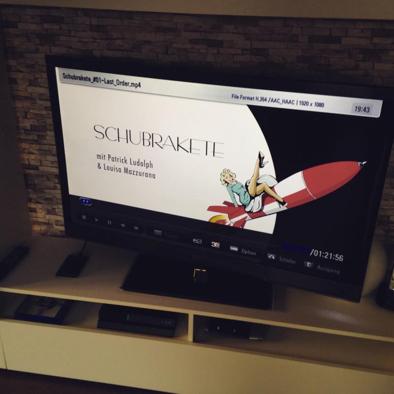 Schubrakete: Review des ersten Teils