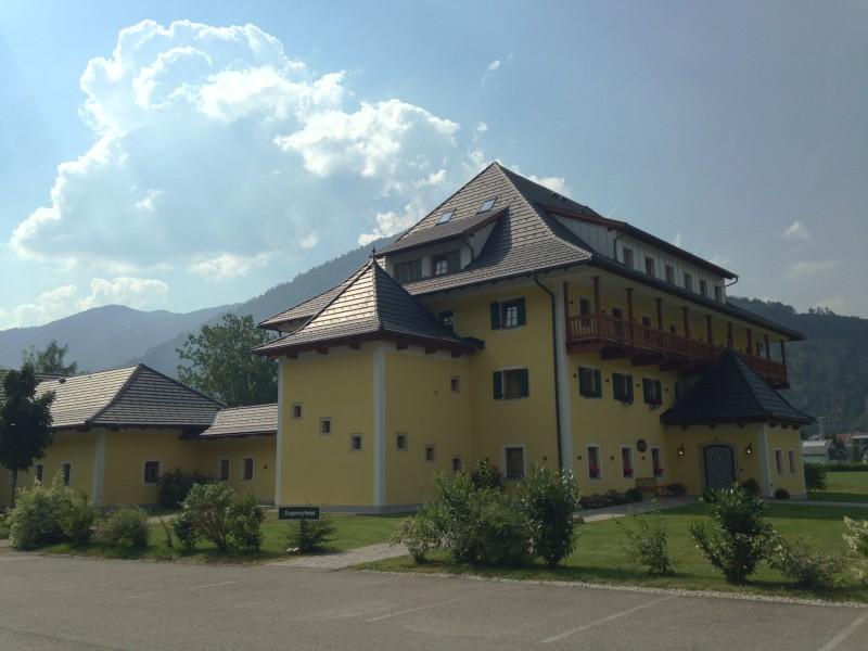 Urlaubstagebuch Alpen – Tag 1 (Anreise)