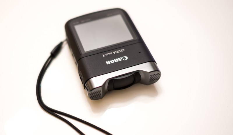 Canon Legria Mini X im Test