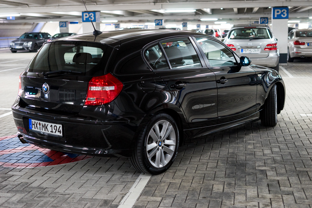 1er-BMW-hinten